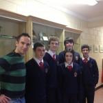 St Clares College, Ballyjamesduff, Co. Cavan, Niall Mulrine, Cyber Safety Talk